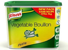 Bouillon, Curry Pastes